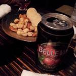 セカンドルーム - ベルビュークリーク チェリービール!