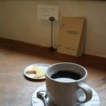 MOMO cafe - ドリンク写真:ゴマタスジ