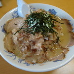味蔵 - あじくらチャーシュー700円