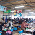 ミルキー鉄男のかき小屋 - 宇品店は5/6にて、かき小屋宇品店としては終了しましたが、5月10(土)よりBBQガーデンとして牡蠣も海鮮もお肉も食べれるお店として営業中です!