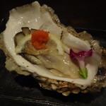 癒.酒.屋 わおん - 殻付き生牡蠣