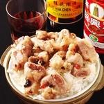香琳園 - スペアリブの土鍋たきこみご飯☆