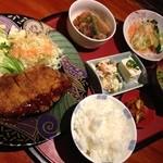 荒磯 - ランチ 日替わり定食 700円
