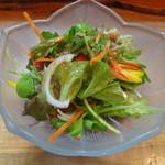 杜都 - 生野菜(サラダ)