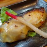 杜都 - 鰆の西京味噌焼き