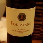 トラットリア・アルモ - 黒毛和牛の濃厚ソースのパスタに合うワインを選んでもらいました