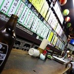 市民酒蔵諸星 - 名物の対面式巨大カウンター!