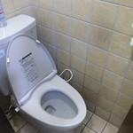 牛たん炭焼き 利久 - トイレもきれいでしたよ