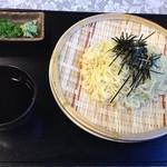 駅前食堂 - ざる中華