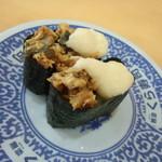無添くら寿司 - うなとろ 105円(2013.06.30)