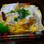ヤオコー - 料理写真:かつ重