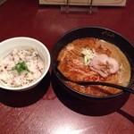 AUN - 担々麺のランチ(800円)
