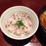 AUN - 梅野沢菜ご飯