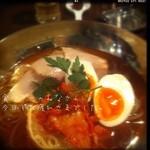ガーゴ - ( ;´Д`)モヒートの後に韓国冷麺w  てへっ♡