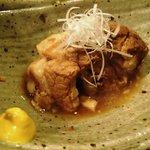 じん - 豚の角煮(680円)