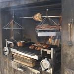 箱根ハイランドホテル ラ・フォーレ - レストラン自慢のガーデンブロッシュ。ロティサリー、スモーク、グリルとメインデッシュにあった調理法でお愉しみいただけます。