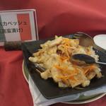 レイクサイドホテル久山 レストラン 湖翠 - エスカベッシュ
