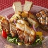 パスト エ ビバンド ガク - 料理写真:その日のおすすめ燻製を味わう『GAKU自家製スモーク三種盛り』