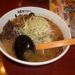 1983420 - 黒ゴマ棘麺。