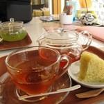 レン - 川根紅茶セット¥500