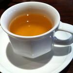 コリアンダイニング けなり - ランチセットのお茶