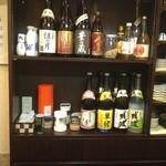 鉄板居酒屋 だい - お酒が九州と沖縄のものが揃えられていて、珍しいお酒もありました!!料理は、お肉がめーーーっちゃ美味しかったです♪