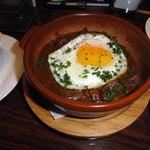 BiSTRO BOULEAU BLANC - 牛すじと豚もつの赤ワイン味噌煮