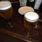 BiSTRO BOULEAU BLANC - 生ビール キリンハートランド