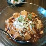 Chuugokutairikuryourisuisenkaku - 日替わりの麻婆冷麺650円