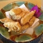 19838288 - 島魚の天ぷら