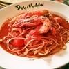 ドルチェモスカート - 料理写真:有頭海老とやりいかと蟹のロブスタートマトソース