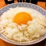 得正 - 卵ライス