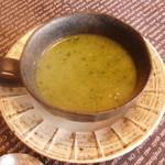 19843506 - 小松菜のスープ
