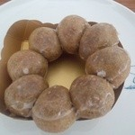 ミスタードーナツ - ポンデリング生 黒糖