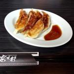 chuukachuubourakuyuuken - 餃子(味噌味)