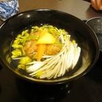 19846112 - A-3 鱧と松茸の椀