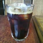 19849348 - ランチ+150円のアイスコーヒー