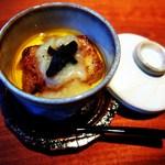 佐五右衛門 - 絶対お薦め!! フォアグラの茶碗蒸し トリュフの香り  500円☆彡