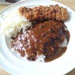 元祖 中村カレー堂 - ロースカツカレー