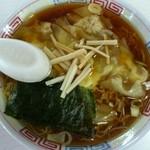 あさひや - 料理写真:ワンタンメン700円