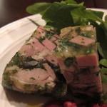 タマヤ - 豚肉とハムのゼリー寄せ