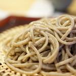 みわ - 料理写真:田舎せいろのアップ