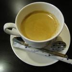 オステリア グラート - コーヒー