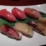 19855980 - コースのお寿司