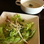 ウメチ - サラダ&スープ