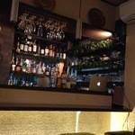 CAFE&BAR DALL - 2013.7.3(水)22時半 初訪問 終電待ちまで使えるノーチャージバー(^^♪