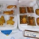 モンシェリー - 焼き菓子の棚1