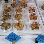 モンシェリー - 焼き菓子の棚2