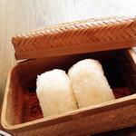 musubiのカフェ - 塩むすび