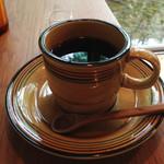 musubiのカフェ - ホットコーヒー